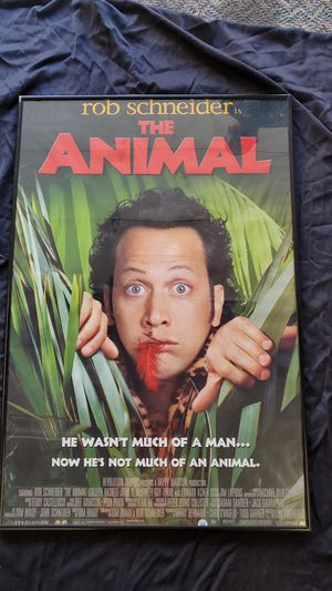 The animal poster for Sale in Huntington Beach, CA