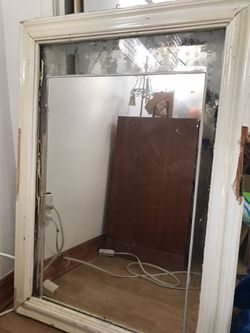 Old Window Frame Converted Mirror for Sale in Los Angeles,  CA