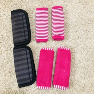 Car Seat Straps Shoulder Pads for Baby Kids for Sale in Redmond, WA