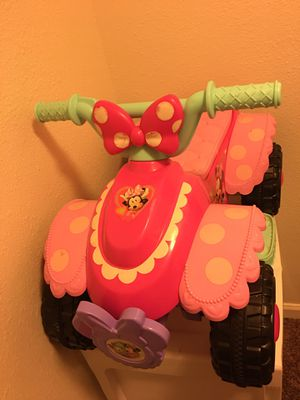 Minnie Mouse Fourwheeler for Sale in Little Rock, AR