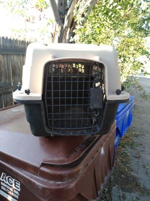 Dog crate be small for Sale in Sandy, UT