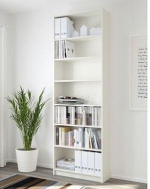 """Bookcase, white, 31 1/2x11x93 1/4 """" for Sale in Vancouver, WA"""