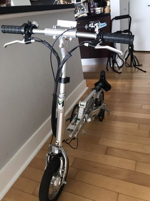 Portable/Foldable Electric Bike for Sale in Austin, TX