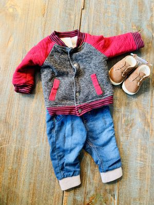 Baby Boy 3-6 months Fall Clothing Lot, 3 items! for Sale in Centennial, CO