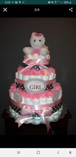 Diaper Cakes for Sale in Ashburn, VA