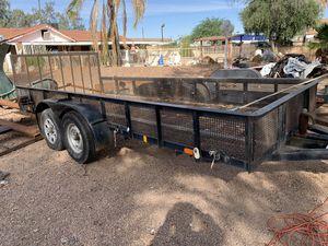 Utility trailer. for Sale in Phoenix, AZ
