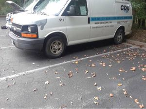 2005 Chevy express for Sale in Fairfax, VA