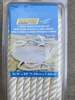 Seachoice dock line for Sale in San Dimas,  CA