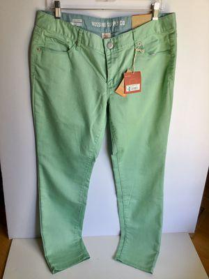 Mossimo Sea Foam Green Ankle Pants for Sale in Sacramento, CA