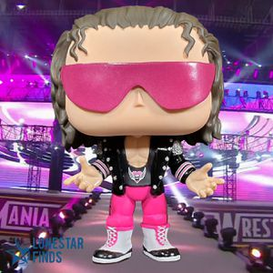 Funko POP! WWE Bret The Hitman Hart #68 Collectible Toy Figure! for Sale in Universal City, TX