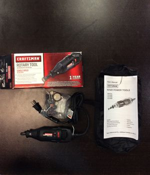 Craftsman rotary for Sale in Escondido, CA