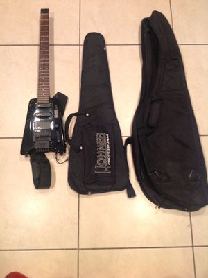 Hohner professional guitar excellent working order for Sale in Homestead, FL