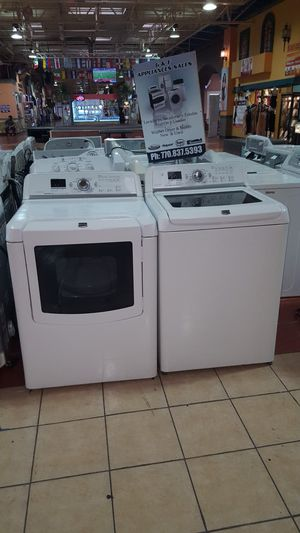 maytag washer and dryer for Sale in Duluth, GA