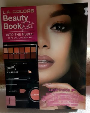L.A. Colors Beauty Book for Sale in St. Louis, MO