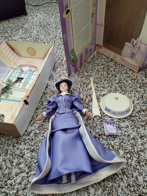 Avon Lady Barbie Doll First Avon Lady Doll Barbie Collectable Mrs PFE Albee Mattel Toys for Sale in Saginaw, TX