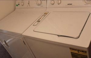Hotpoint washer and dryer for Sale in Vienna, VA