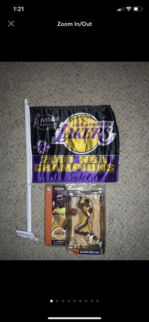 McFarlane Toys NBA Basketball Sports Picks Series 1 Action Figures Kobe Bryant (Los Angeles Lakers) Yellow Jersey for Sale in Buena Park, CA