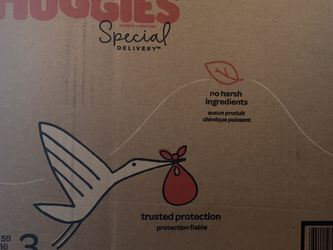 Huggies Special Brand Size 4 #100 Diapers for Sale in Huntington Beach,  CA