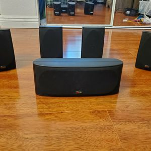 Polk RM6750 Home Theater Speakers for Sale in Fremont, CA