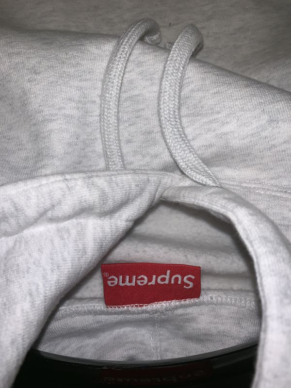 Supreme Authentic Hoodie