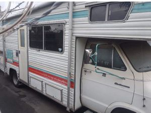RV camper dodge sportsman 1978 for Sale in Orange, CA