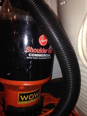 Shoulder vacuum commercial Hoover for Sale in PECK SLIP, NY