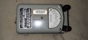 Holtzer-Cabot Ohmmeter ZM-14A/PSM-2 for Sale in San Antonio, TX
