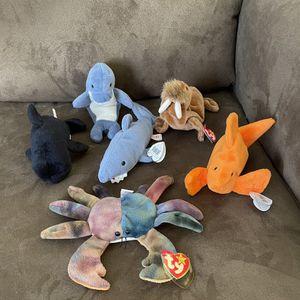 Beanie Baby Sea Creatures for Sale in Lantana, FL
