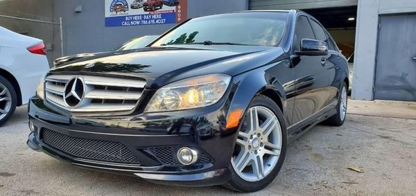 2010 Mercedes Benz C63 AMG Package