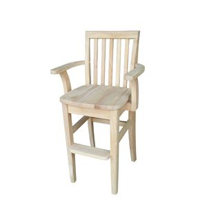 International Concepts Mission Kids' Chair with Arms, 3A-1139 for Sale in St. Louis, MO