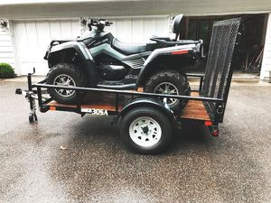 🎁 FOR SALE 🎁2009 CAN-AM/Bombardier 800R 🔥 Clean title $1000 for Sale in Washington, DC