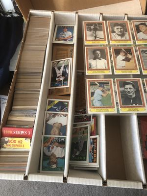 Baseball Cards for Sale in Irvine, CA