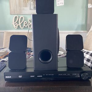 sound system and DVD player HDMI for Sale in Portsmouth, VA