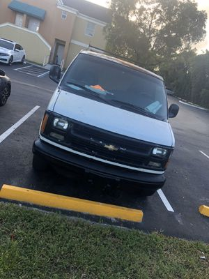 Chevy express 3500 / car wash for Sale in Oakland Park, FL