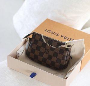 Louis Vuitton Mini Pochette Damier for Sale in Sunnyvale, CA