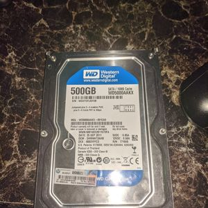 500GB HDD for Sale in Jacksonville, FL