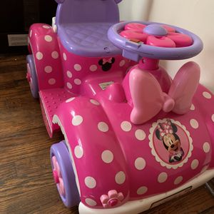 Minnie Mouse Ride On Toy for Sale in Brookneal, VA