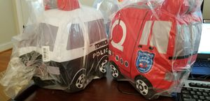 NiB Rare Japanese Toys: Tomica Rescue Plushies for Sale in Alexandria, VA