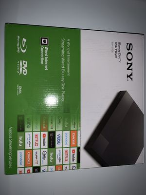 Sony Smart DVD Player for Sale in North Chicago, IL