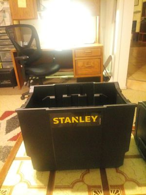 Stanley 3 in 1 rolling tool box for Sale in San Diego, CA