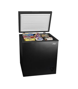 Arctic King 5 cu.ft. Chest Freezer Ice Chest 5CF - Black for Sale in Long Beach, CA