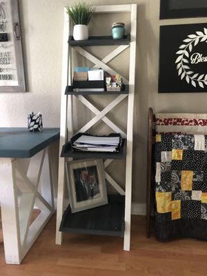 Ladder shelf for Sale in Universal City, TX