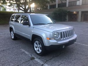 2012 Jeep Patriot 4WD for Sale in Fairfield, CT