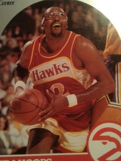 Hawks * Moses Malone Trading Card For Sale for Sale in Orlando,  FL