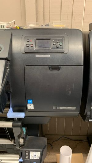 Qty 2 HP Latex L26500 Printers for Sale (both run perfect) for Sale in Lake Elsinore, CA
