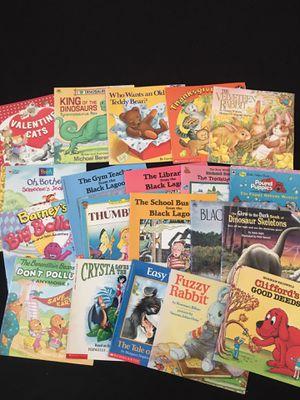 Books 4 kids (20) for Sale in Temecula, CA
