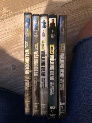 The Walking Dead seasons 1-5 for Sale in Bangor, ME