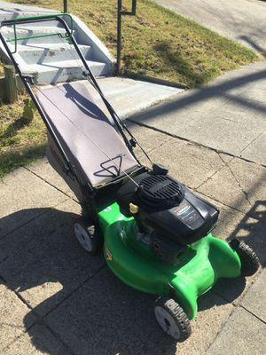 Lawnboy gas rear wheel drive self propelled lawn mower for Sale in Oakland, CA
