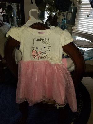 Nwt Princess Hello kitty tutu dress Size 2T for Sale in Flint, MI
