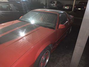 1992 T Top Camaro the Anniversary edition! for Sale in Tempe, AZ